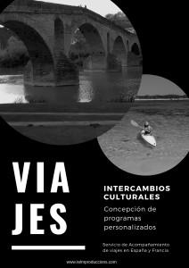 Viajes intercambios culturales España - Francia